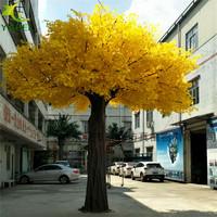 玻璃钢银杏树