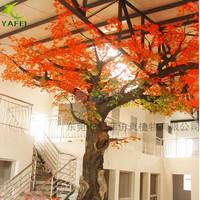 玻璃钢红枫树
